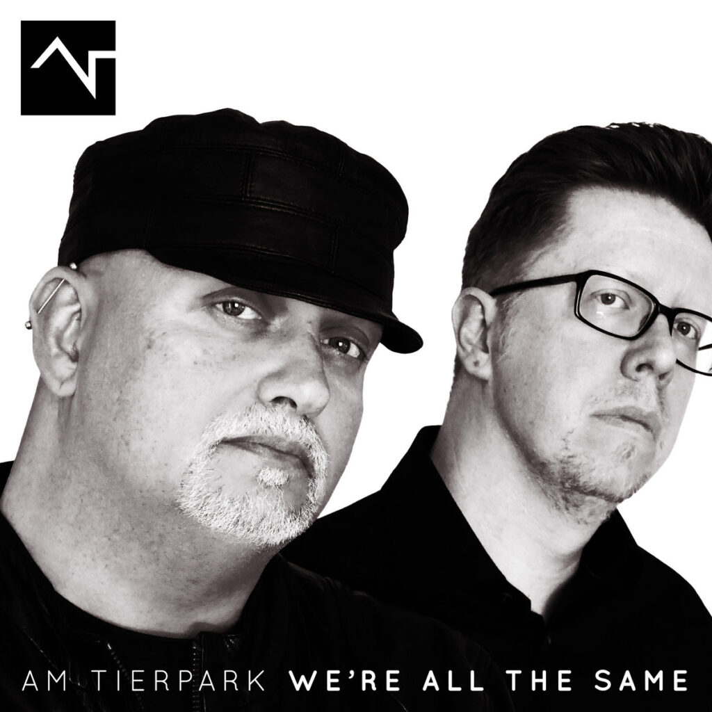 Cover graphic for Am Tierpark - We're All The Same