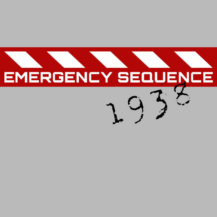 Cover graphic for Emergency Sequence - 1938