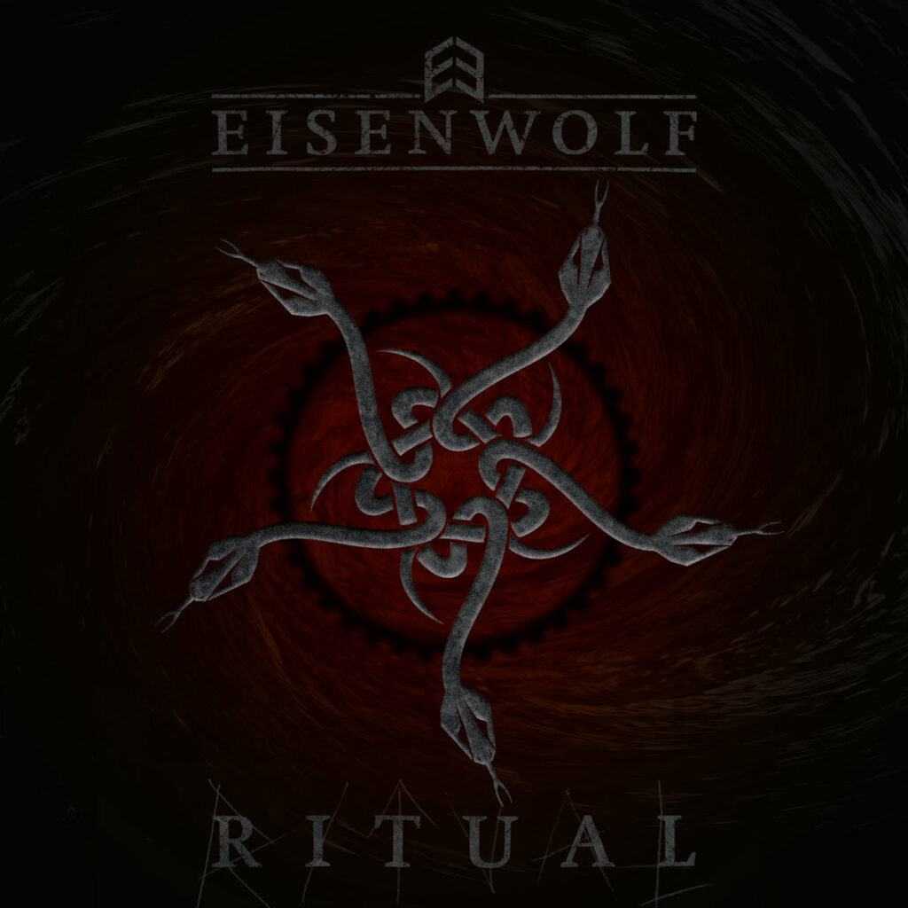 Cover graphic for Eisenwolf - Ritual