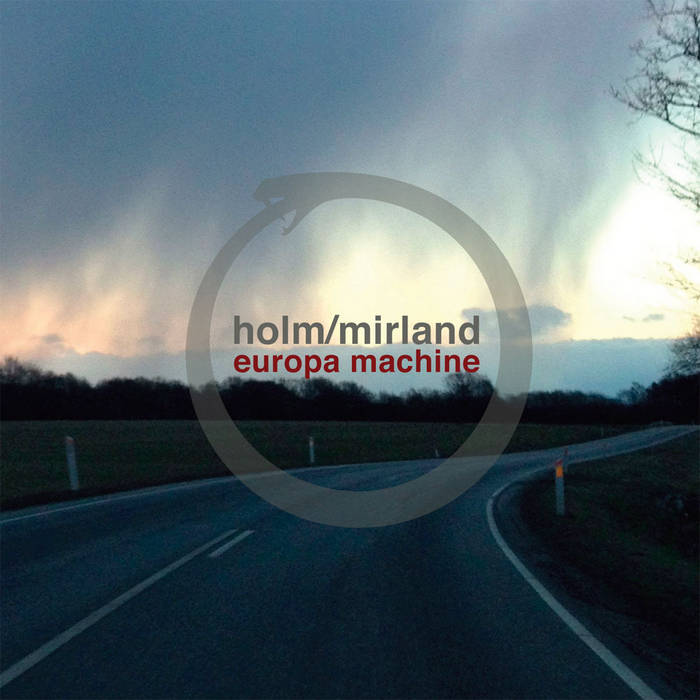 Cover graphic for Holm/Mirland - Europa Machine