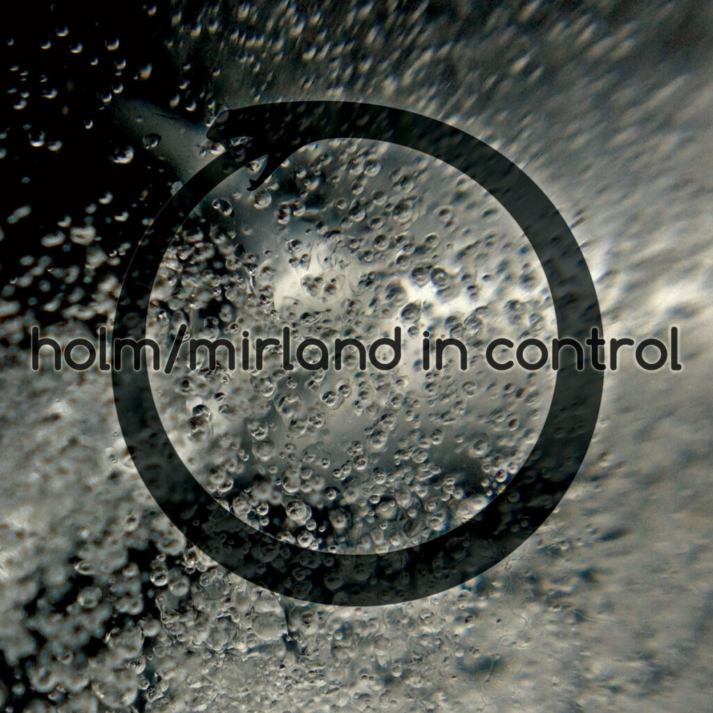 Cover graphic for Holm/Mirland - In Control