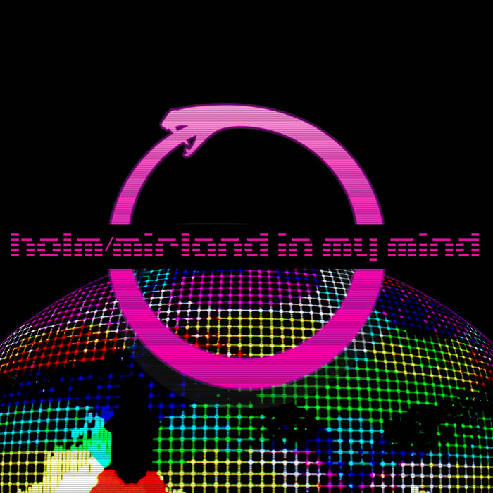 Cover graphic for Holm/Mirland - In My Mind single