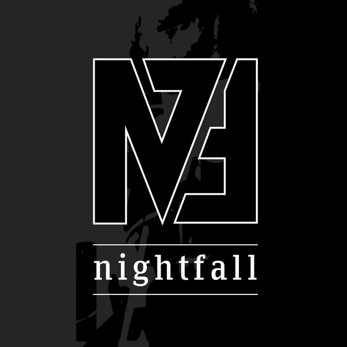 Cover graphic for M73 - Nightfall single