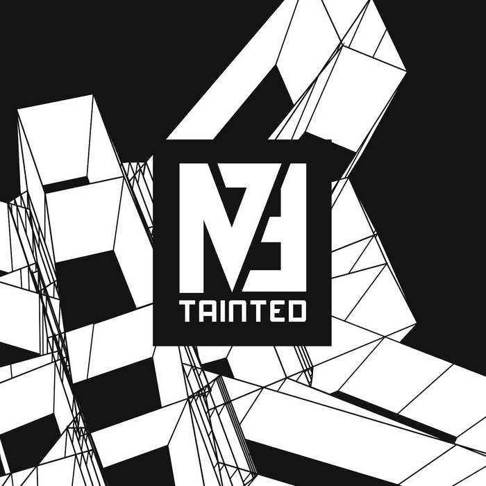 Cover graphic for M73 - Tainted album